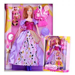 Кукла 83188 с аксессуарами, в коробке