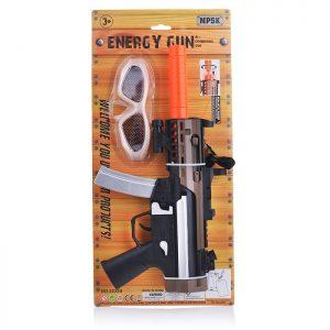 Пистолет 2222В на батарейках, на листе