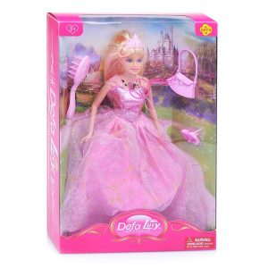 Кукла 8239 с аксессуарами,  в коробке