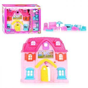 Дом 666-975-1 для кукол, в коробке