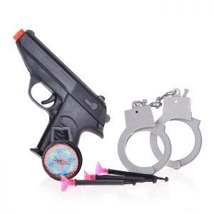 Набор полицейского 927-17 в пакете