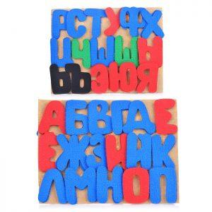 Буквы с игровым полем