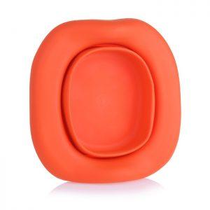 Универсальная вкладка для дорожных горшков. Цвет оранжевый.