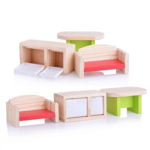 Набор мебели D0292-1 для кукол
