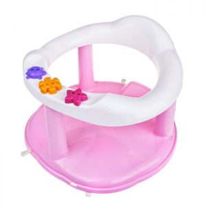 Сиденье для купания (розовый)