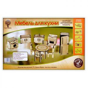 Сборная модель Мебель для кухни