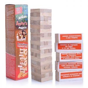Настольная игра Джанга Семейное торжество Дубок большая