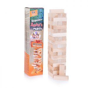 Настольная игра Джанга PARTY (БЕРЕЗКА) Детский праздник
