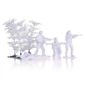 Набор солдатиков Поисковый отряд