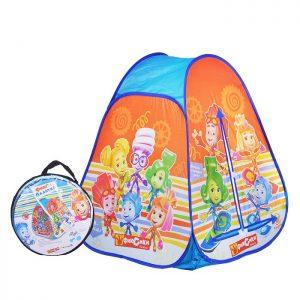 Палатка Фиксики в сумке
