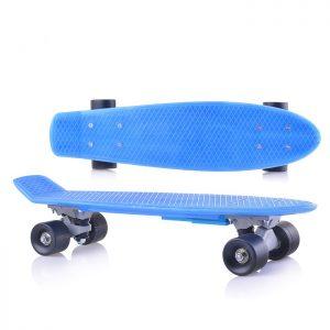 Скейт (со светящ. диодной лентой)