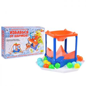 Настольная игра 05818 Избавься от шариков