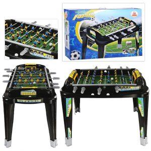Набор Мини-футбол Champions №5 (чёрный) (в коробке)
