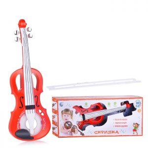 Скрипка 130-1 в коробке