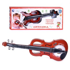 Скрипка 130-3 в коробке