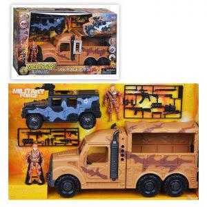 Набор 7012 Военный в коробке