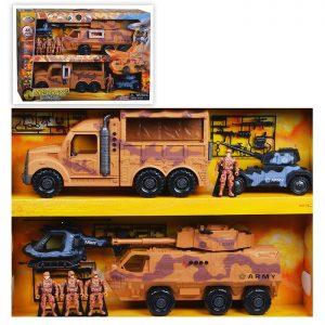 Набор 7043 Военный в коробке