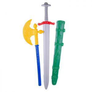 Набор Ратник (секира+меч)