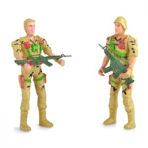 Набор солдатиков 8014-10 в пакете