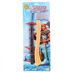 Оружие викинга (топор+меч)
