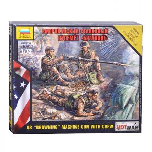 Американский пулемет Браунинг