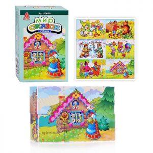 Кубики Мир сказок-5 (6)