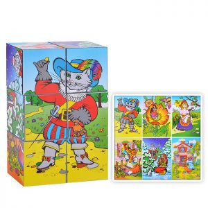 Кубики Мир сказок-6 (6)