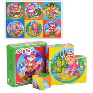Кубики Цветные сказки-3 (9)