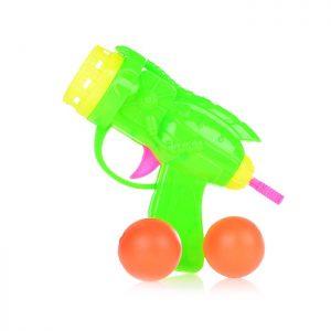 Пистолет 9859 с шариками, в пакете