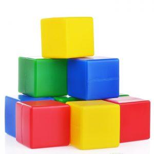 Набор кубиков 9 зл.
