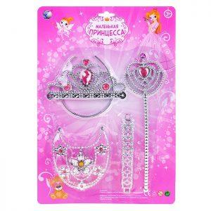 Набор украшений 903 Маленькая принцесса на блистере
