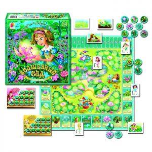 Настольная игра Волшебный сад