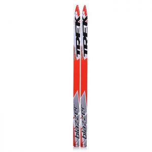 Лыжи Малыш деревянные 120см