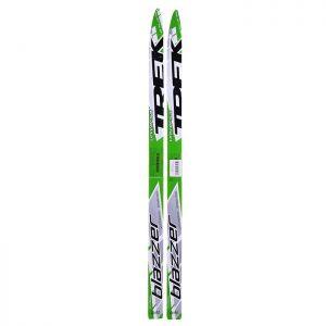 Лыжи Малыш деревянные110см