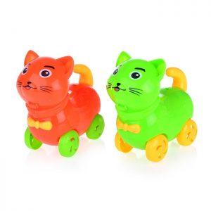 Заводная игрушка 5688-19 Кот в пакете