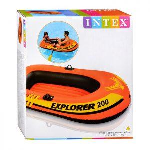 Лодка Explorer 200 185х94х41 см, от 6 лет