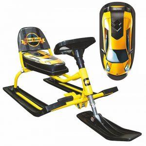 Игрушка спортивная транспортная из металла «SNOWKAT» 114 Comfort Auto со складной спинкой (Rider)