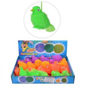 Игрушка - антистресс U027105Y Птичка в коробке
