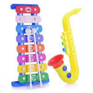 Набор музыкальных инструментов YX021 в пакете