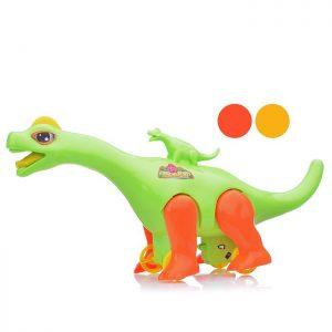 Заводная игрушка 5668-18 Динозавр в пакете