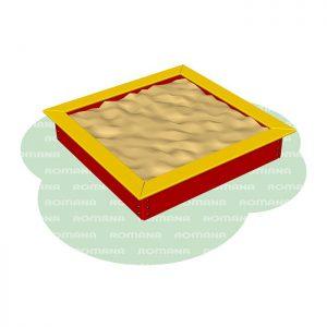 Песочница 1,5X1,5 (стандартный)