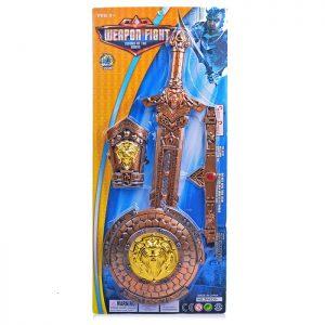 Набор рыцаря ZF6235-B2 на листе