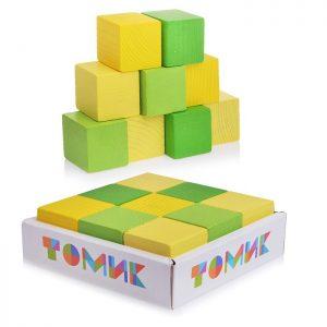 Кубики Мини (9 штук) в ассортименте