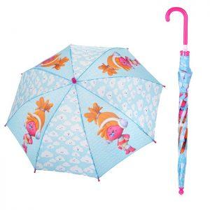 Зонтик детский, Trolls, 68 см