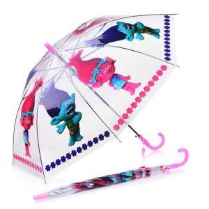 Зонтик детский, Trolls, 65 см