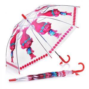 Зонтик детский, 50 см., Trolls, 68 см