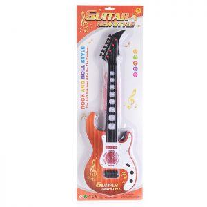 Гитара 909A-2 свет/звук, на листе