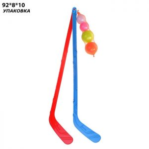 Набор Хоккей на траве (2 клюшки + 4 шарика)
