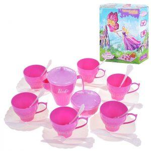 Набор чайной посуды Барби (34 пред.) в коробке