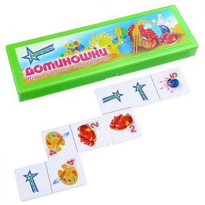 Доминошки Игры и игрушки
